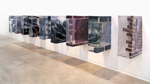 , 'Parkchester City Series,' 2014, Galerie Emanuel Layr