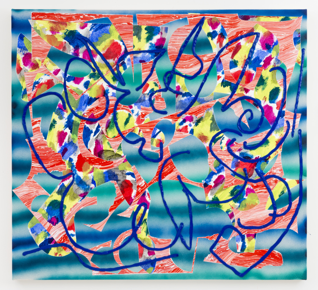 , 'Duo,' 2017, Johannes Vogt Gallery