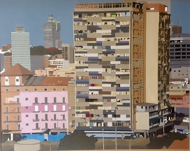 , 'Deixa Cair Tudo!,' 2018, MOV'ART Gallery
