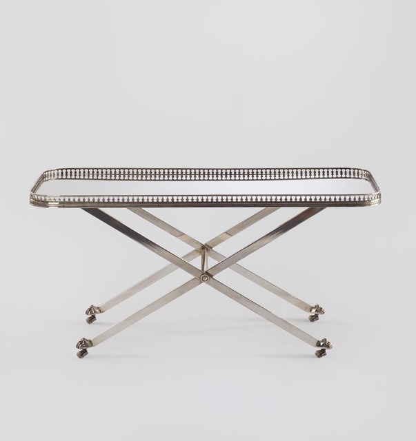 , 'Table Plateau Balustre / Balustre Tray Table,' ca. 1958, Demisch Danant