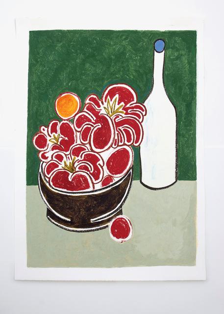 , 'Bowl of Tomatoes,' 2018, Schönfeld Gallery