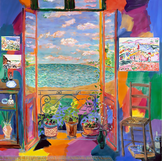 , 'Matisse's Studio (Collioure, 1905),' 2015, Serena Morton