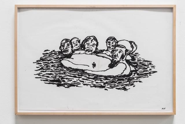 , 'Dolphin,' 2014, Rosamund Felsen Gallery