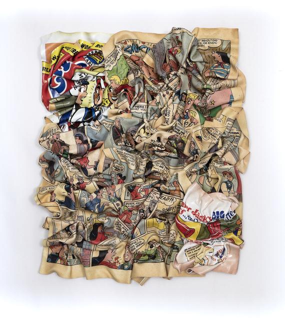 , 'Archie 1954 Composition,' 2017, Galerie de Bellefeuille