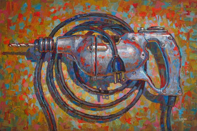 , 'Black & Decker 1/4 Junior Drill,' 2016, George Billis Gallery