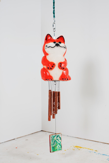 , 'Garfield Chime,' 2017, Reyes Projects