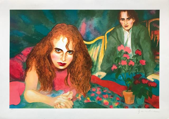 Joanna Zjawinska, 'FORBIDDEN DREAMS', 2002, Gallery Art