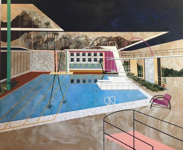 , 'Springboard,' 2017, Arusha Gallery