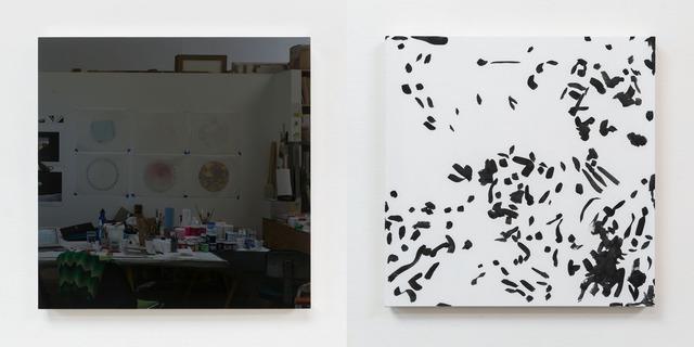 , 'La Mère and Le Père,' 2016, Inman Gallery