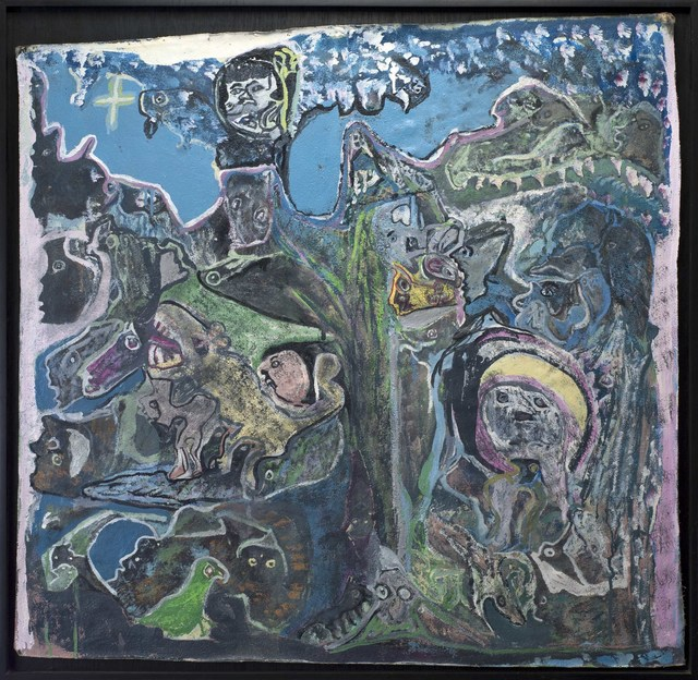 , 'Con Teng Qual Dalok Amanda,' 1996, Cavin-Morris Gallery