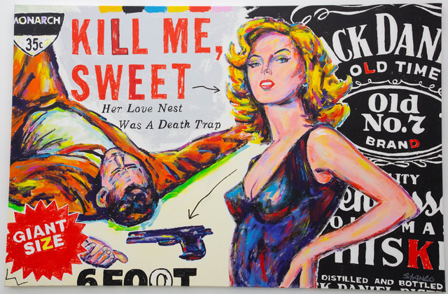 John Stango, 'Kill Me Sweet', ca. 2018, The Compound Gallery