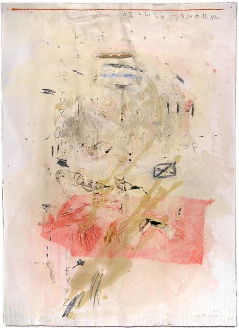 , 'MURO C/MANCHA ROJA,' 2003, Jerald Melberg Gallery