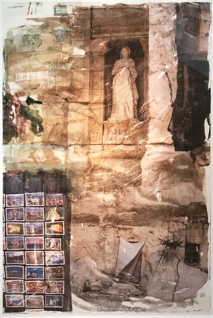 , 'New Reality (Anagrams) 96.100,' 1996, Eckert Fine Art