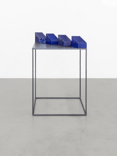 , 'NYT,' 2016, Buchmann Galerie