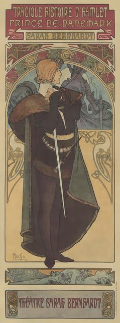 , 'Hamlet,' 1899, Rennert's Gallery