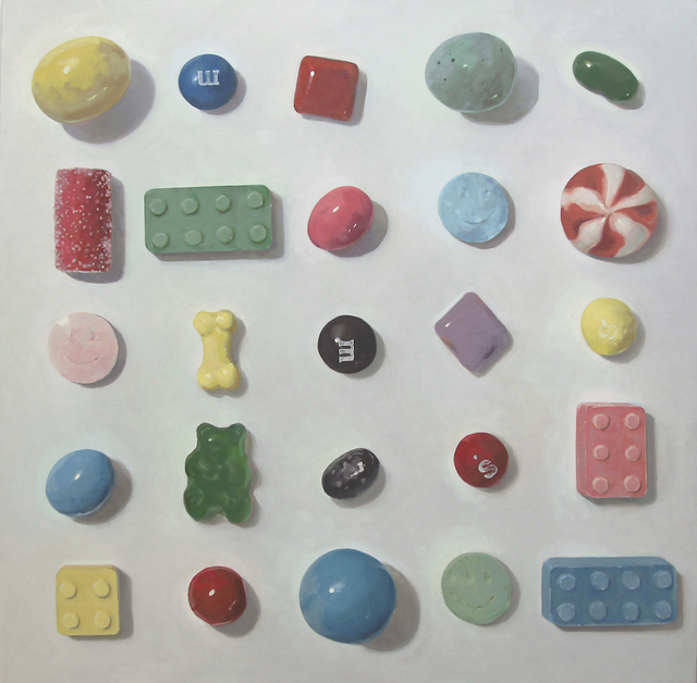 Soojin Kim, 'Arranged Candies No.15', Gallery BOM