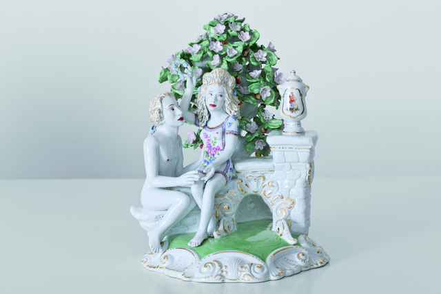 , 'Coronation [Courtesy MEISSEN COUTURE® Art Collection],' 2013, Cynthia Corbett Gallery