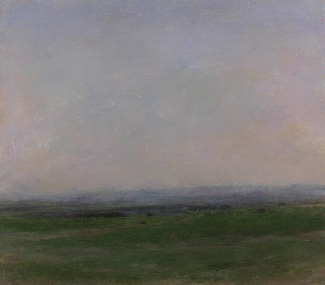 , 'Le paysage vert,' 2011, Galerie Koch
