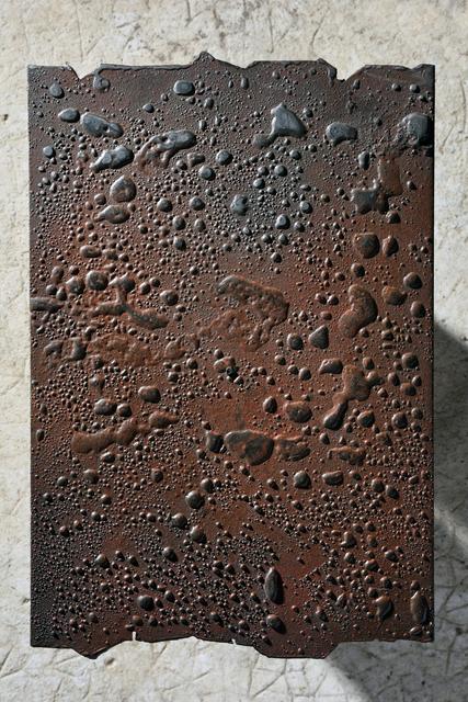 """, '""""Mars II"""" wall sculpture,' 1980, Magen H Gallery"""