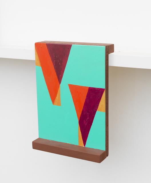 , 'Ledger,' 2014, Klowden Mann