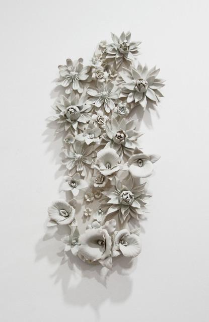 Ana González, 'Nymphea Salvaje', 2014, Galería La Cometa