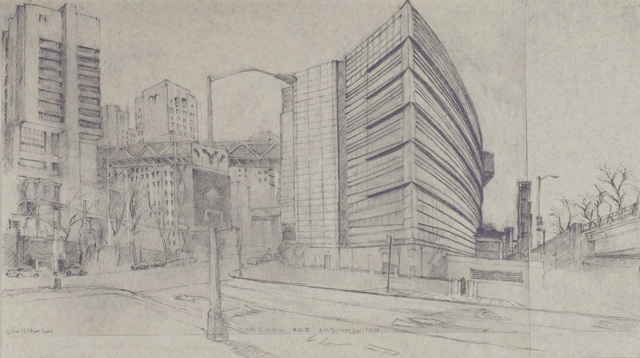 , 'NY Psychiatric Institute, Close Up,' , Betty Cuningham