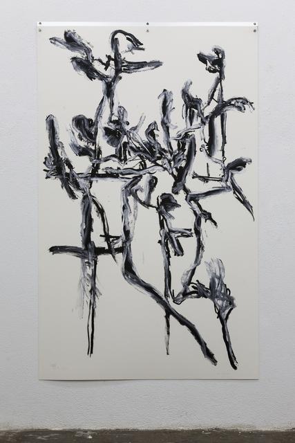 ", '""Herbarium (Madrid) nº 11"",' 2014, Galería Juana de Aizpuru"