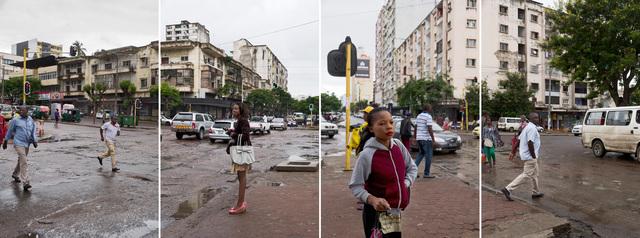 , 'Avenida 24 de Julho, Maputo,' 2017, Stevenson