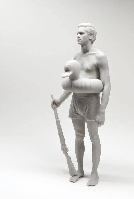Nicholas Crombach, 'Hunter 2', 2016, Art Mûr