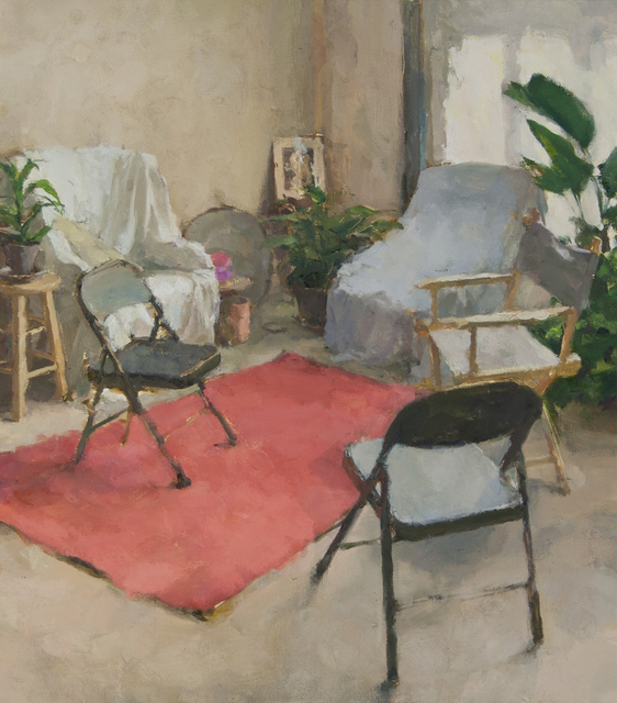 , 'Interior with Five Chairs VII,' , Gallery 1261