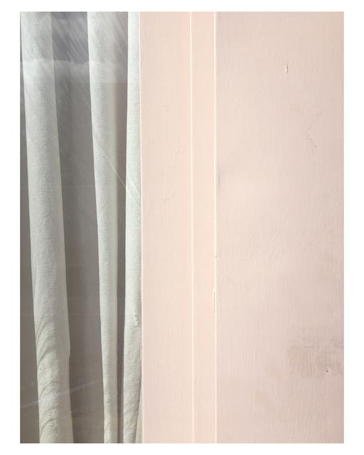 Maude Arsenault, 'Rideau Rose en couleur', 2018, The Print Atelier