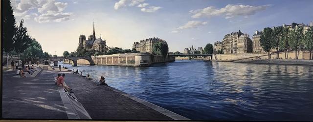 , 'Paris, Seine,' 2006, Louis K. Meisel Gallery