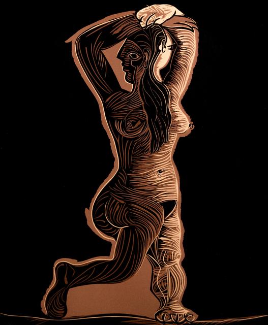Pablo Picasso, 'Grand nu de femme (Large Nude Woman)', 1962, Hindman