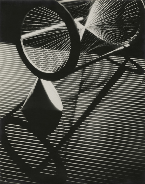 , 'String Structure, Lines, Circles,' ca. 1940, Gitterman Gallery