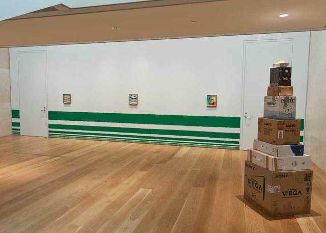 , 'Boxes,' , Nasher Sculpture Center