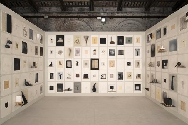 , 'Venice Biennial Installation,' 2013, Louise Alexander Gallery