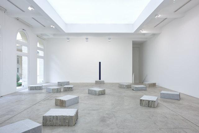 , 'Il panorama verso oltremare intorno dove le stelle si avvicinano di una spanna in piu,' 2001, Marian Goodman Gallery