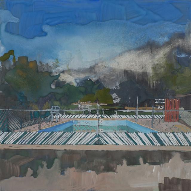 , 'Rec Center Pool,' 2014, Koplin Del Rio