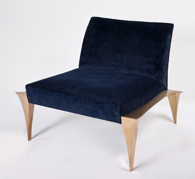 , 'Bronze Armchair,' 2016, Valerie Goodman Gallery
