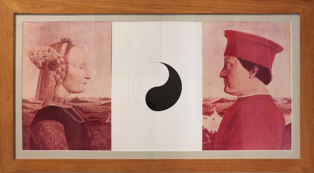 Claudio Parmiggiani, 'Yang-Yin', 1973, OSART GALLERY