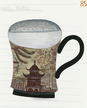 , 'Cup #85,' 2010, The Schoolhouse Gallery