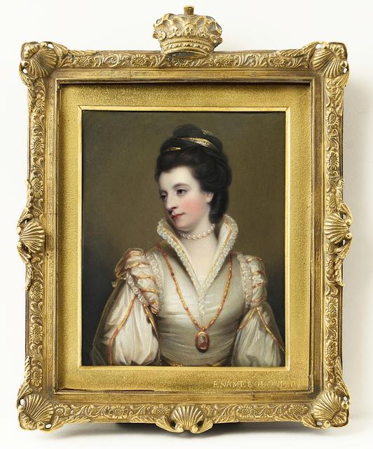 , 'Jane, Duchess of Gordon,' 1825, Elle Shushan