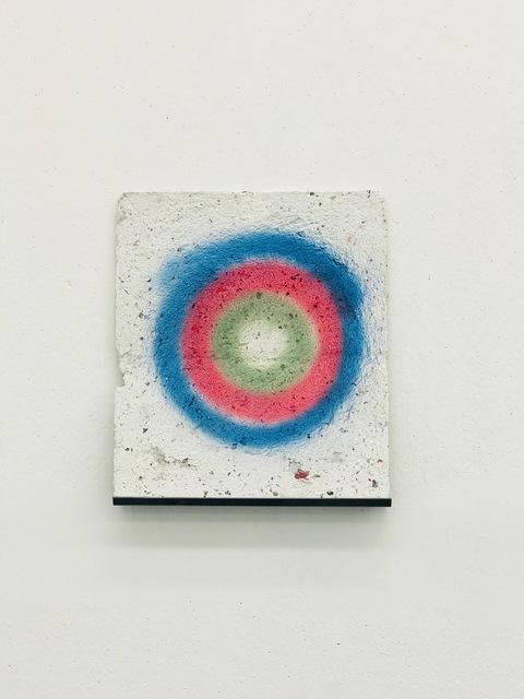, 'Waiting for the ..... I,' 2018, Galleria Doris Ghetta