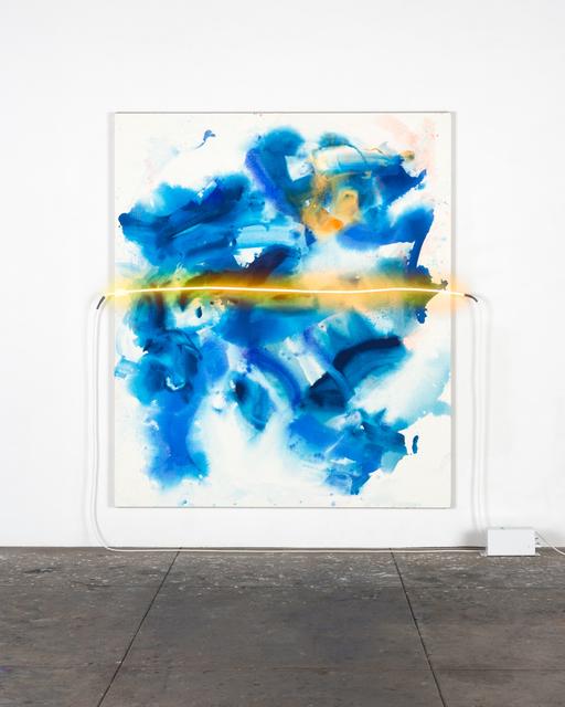 , 'high at Windansea,' 2015, David Kordansky Gallery