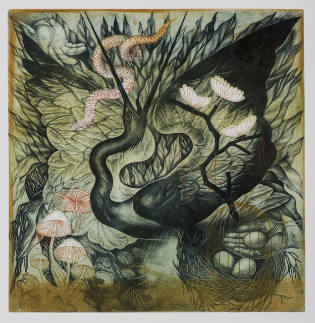 , 'Natural Selection,' 2016, ZINC contemporary