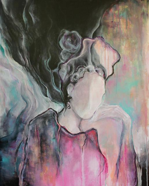 Roxana Portal, 'Arkana XXIX', 2019, Painting, Acrylic on canvas, ACCS Visual Arts