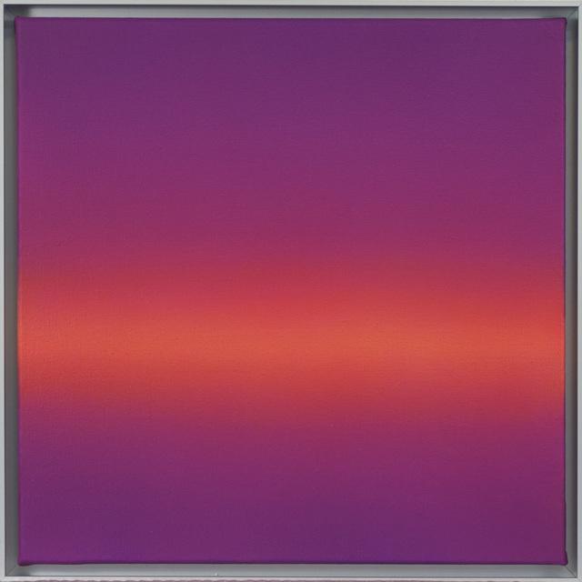 José María Yturralde, 'Horizon (YT-2009-9)', 2009, Javier Lopez & Fer Frances