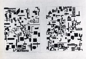 , 'Pari e dispari,' 1975, Noire Gallery