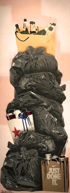 , 'Tower o Trash,' 2017, Galleria GUM