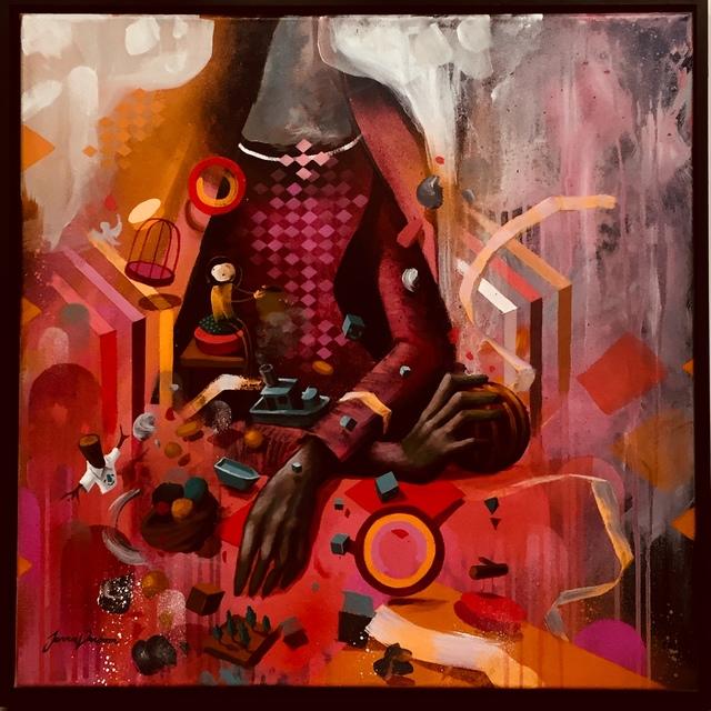 , 'Heirloom,' 2018, GO Gallery